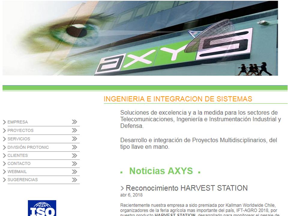 Axys Technologies